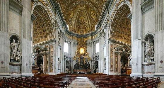 Bas lica de san pedro arquitectura - Arquitectura miguel angel ...