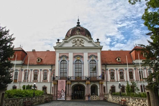 palacio godollo