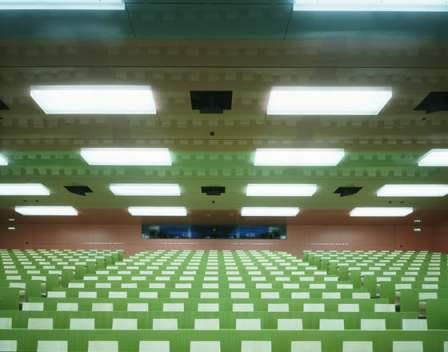 Auditorio de la Universidad de Zurich, Suiza