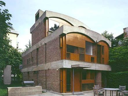 1954-56: Maisons Jaoul, Neuilly-sur-Seine, Paris