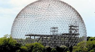 Buckminster Fuller-arquitecto