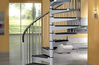 Escaleras de cemento para interiores for Escaleras de cemento para interiores