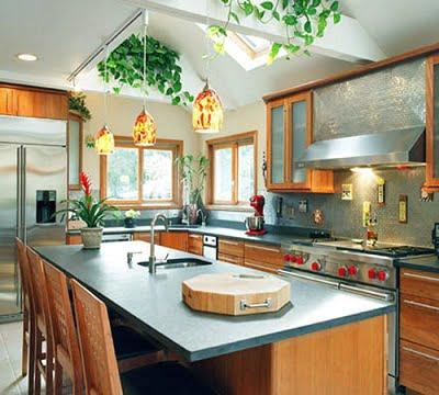 C mo decorar mi cocina al estilo feng shui for Como decorar mi cocina integral