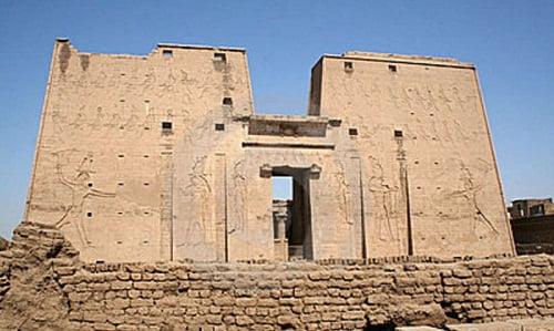 Arquitectura en el antiguo egipto arkiplus for Arquitectura egipcia