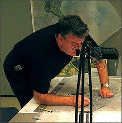 El prestigioso diseñador urbano David Walters