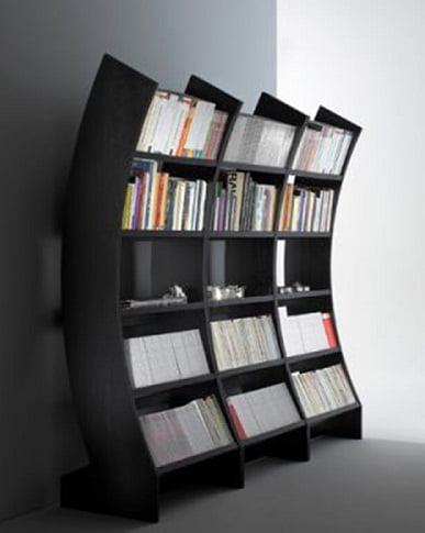 bibliotecas ergonomicas