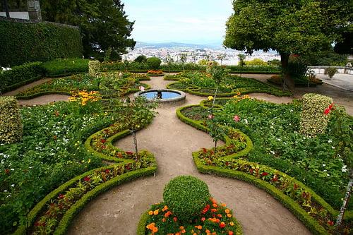 jardines ornamentales