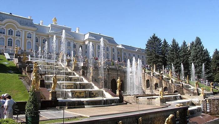 Palacio Peterhof2
