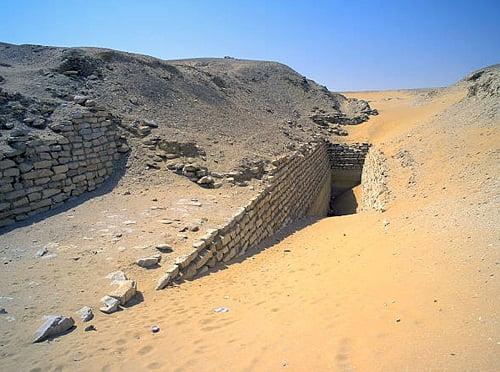 Piramide Sejemjet en Saqqara