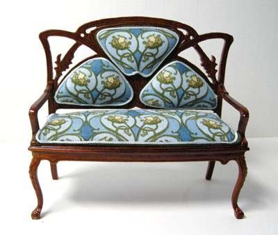 muebles-art-nouveau