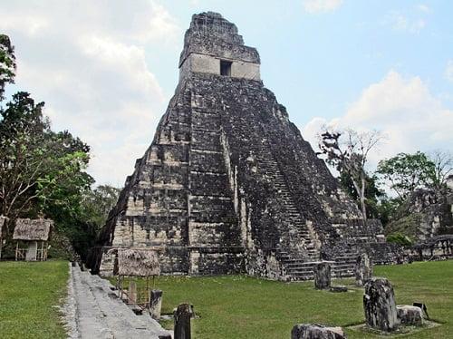 La construcci n maya for Las construcciones de los mayas