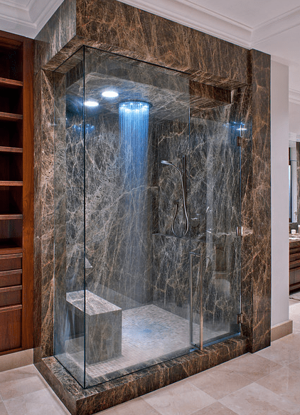 Diseños de duchas modernas - Arkiplus.com