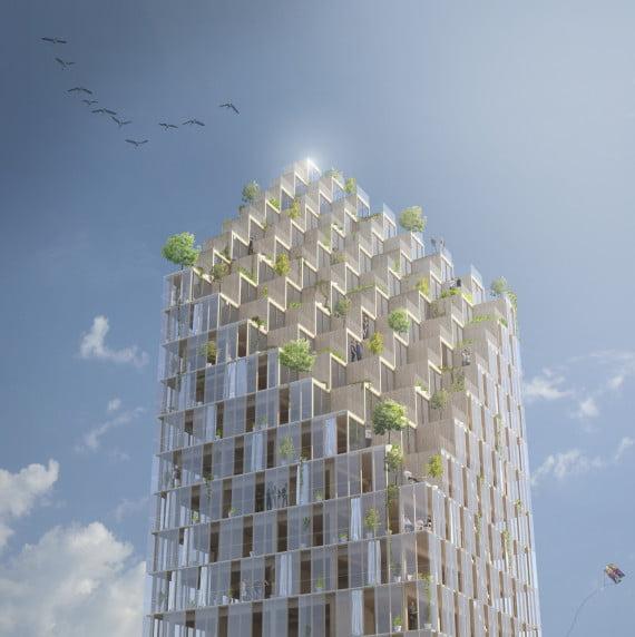 rascacielos-madera
