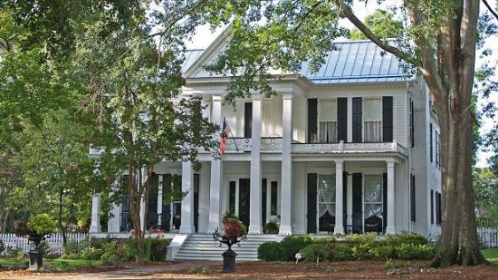 Casa victoriana contemporánea