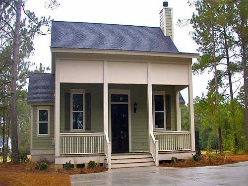 Porches de casas pequeas cool with porches de casas pequeas elegant arrojar casas casas de - Casas de madera pequenas ...