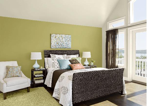 Efectos psicol gicos de los colores for Habitaciones pintadas de gris
