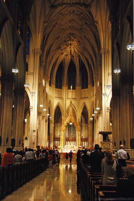 Catedral de San Patricio en Nueva York 2