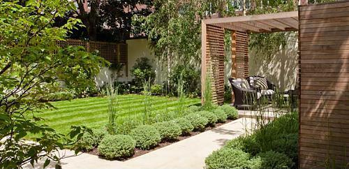 20 ideas para jardines urbanos peque os for El jardin urbano