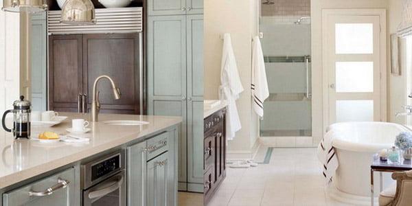 Diseño de baños y cocinas - Arkiplus.com