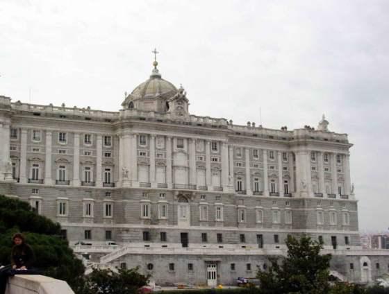 Palacio Real de España