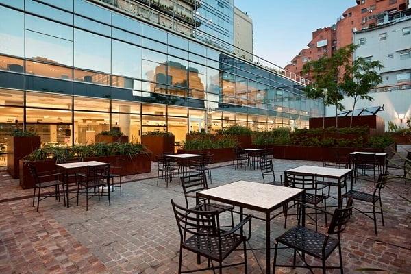 Dise o de interiores de oficinas modernas for Diseno de oficinas contemporaneas