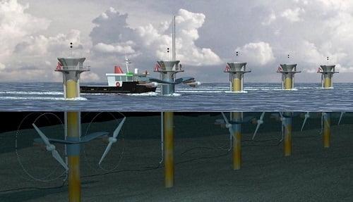 Energías del mar