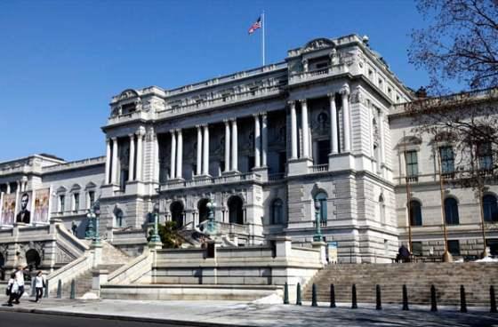 Biblioteca del Congreso de Estados Unidos