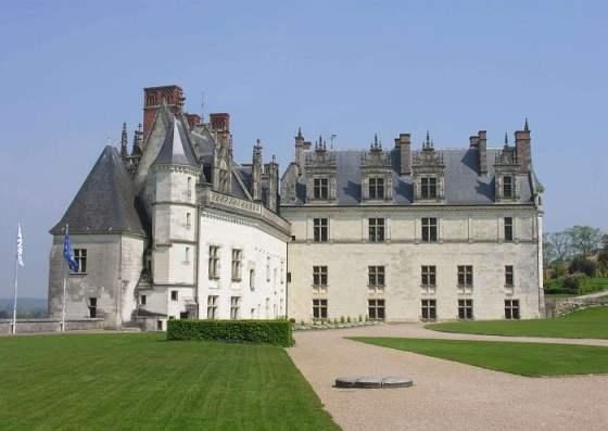 Castillo de Amboise2