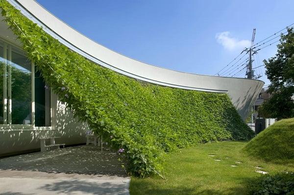 Caracter sticas de la arquitectura ecol gica for Giardini design foto