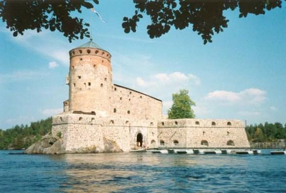 Fortaleza de Olavinlinna