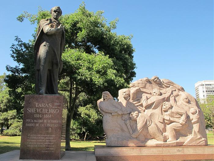 monumento-a-taras-shevchenko