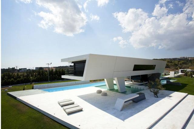 Minimalismo en arquitectura for Case originali