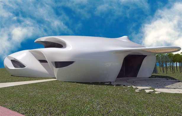 Caracter Sticas De La Arquitectura Futurista