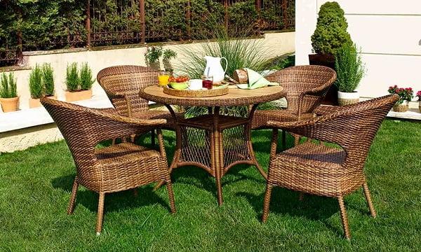 estos son algunos ejemplos de muebles para jardines y exteriores de casas de estados unidos con los ltimos diseos del mercado