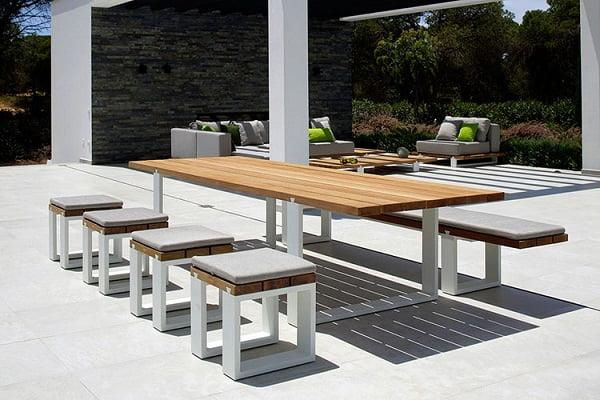 Muebles para jardines y exteriores arkiplus for Muebles casa y jardin
