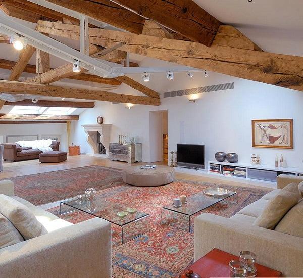 Estilo loft de dise o de interiores arkiplus - Diseno de lofts interiores ...