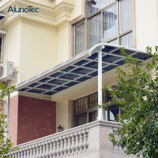 Cerramientos para balcones en policarbonato - Arkiplus.com