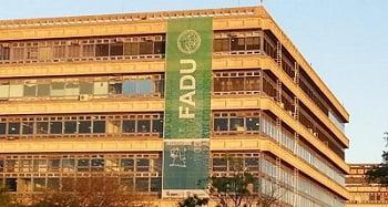 FADU. Facultad de Arquitectura y Diseño de la Universidad de Buenos Aires