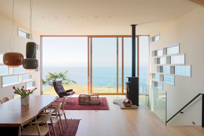 Modern Architecture of the Bailer Hill House by Prentiss+Balance+Wickline 12