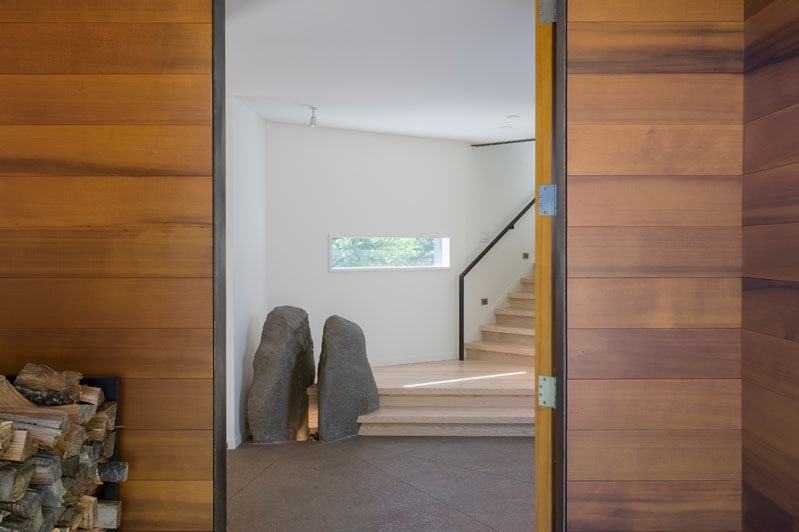 Modern Architecture of the Bailer Hill House by Prentiss+Balance+Wickline 7