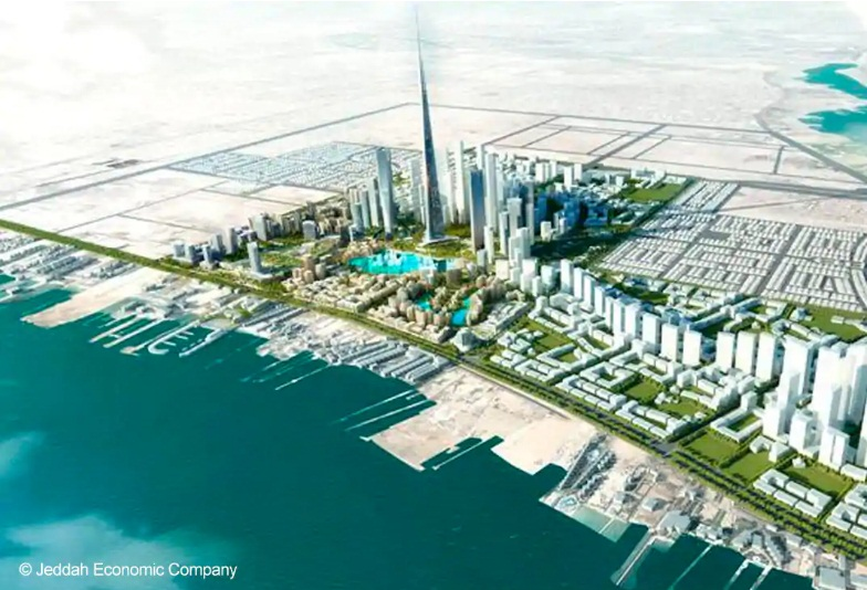 jeddah tower location, jeddah tower current height, jeddah tower on hold, jeddah tower progress 2018, burj khalifa, shanghai tower,