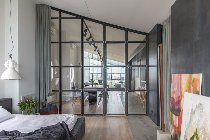 modern luxury penthouses, small penthouses interior design,