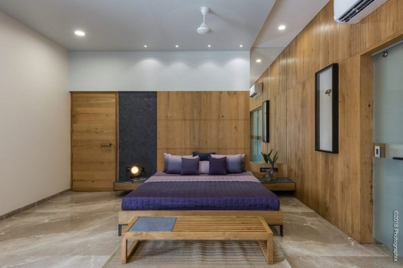 Rhythm In Architecture Landscape And Interiors Of Modern Screen House
