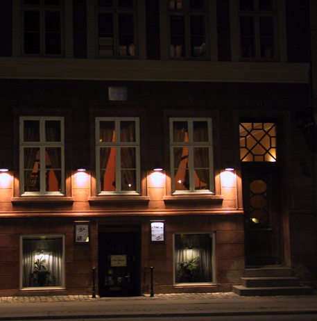 Rosenborg-Tornebuskegade. Efter.