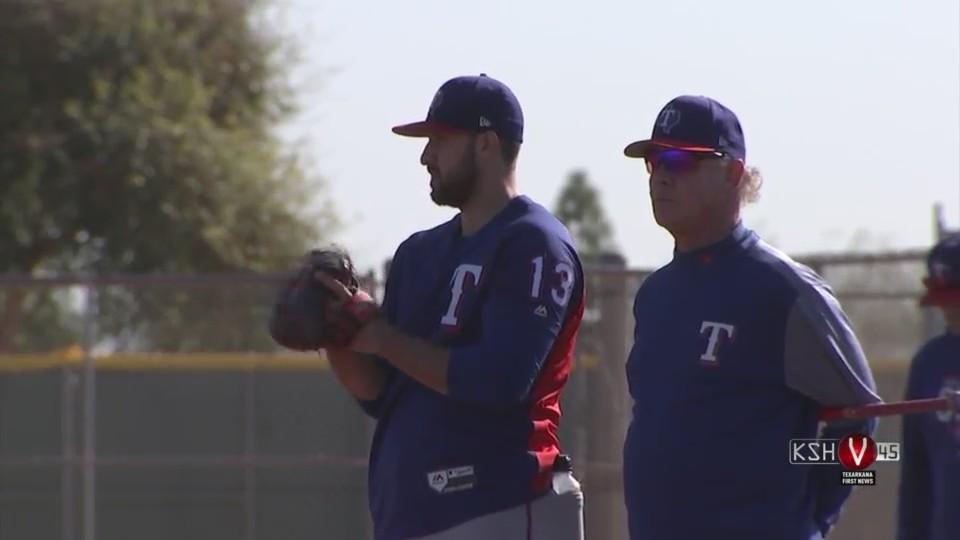 Rangers Baseball