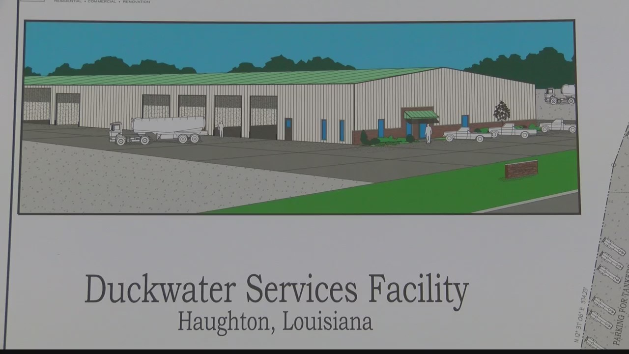New business brings jobs to Haughton