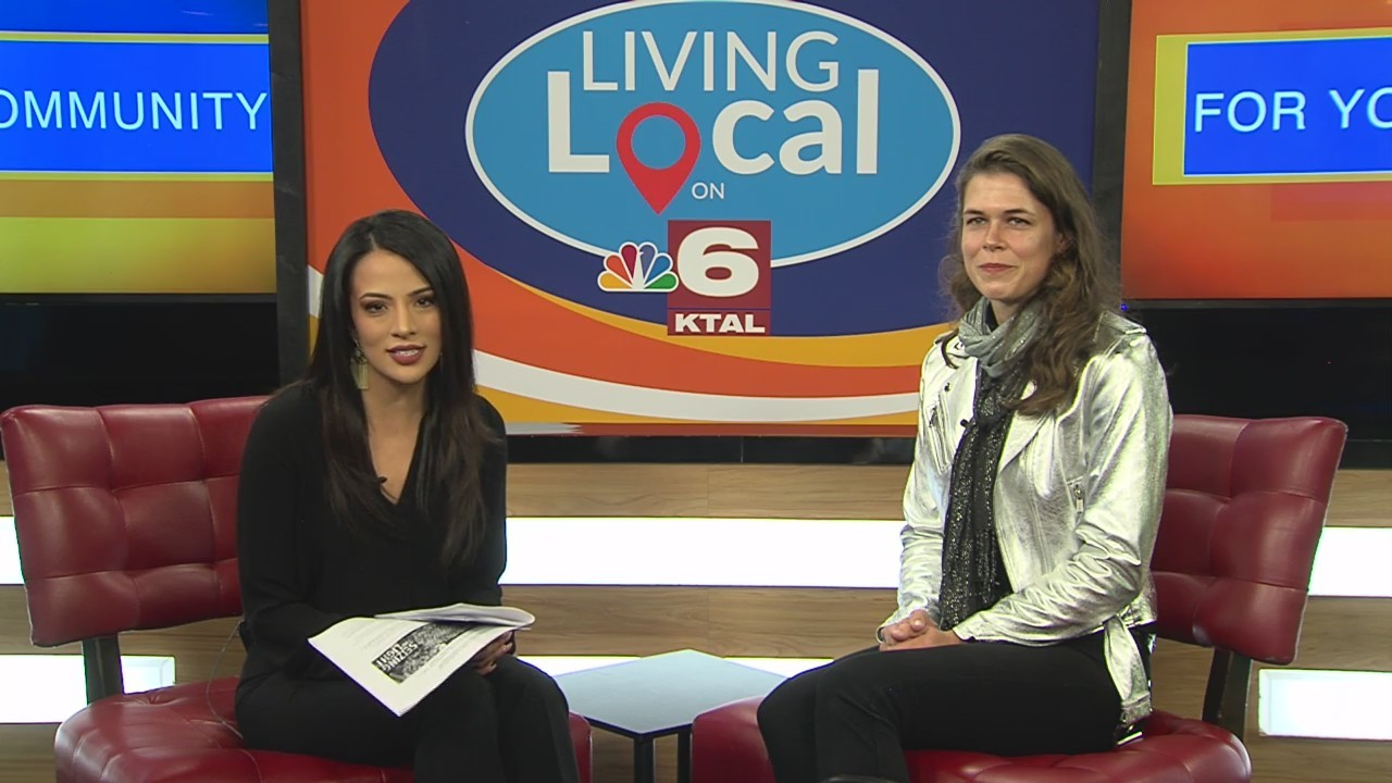 Living Local Artist Spotlight, Tamara Robertson