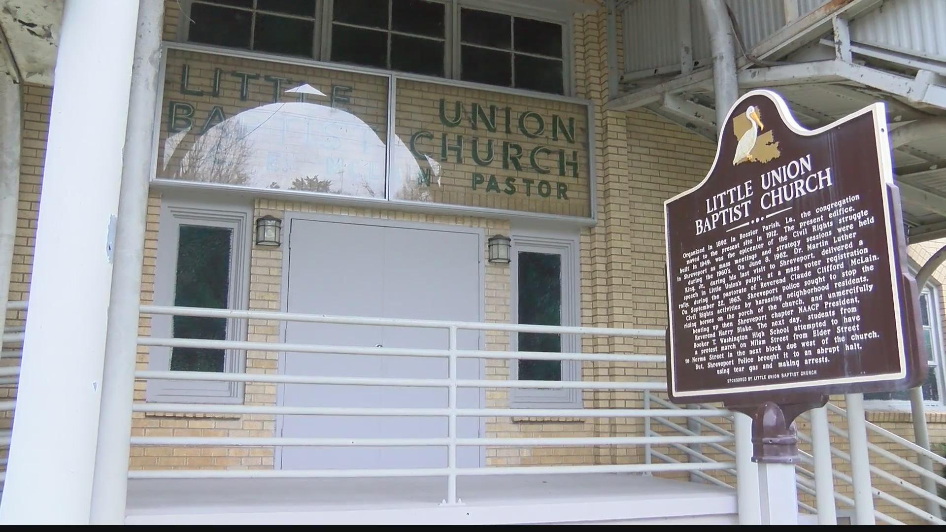 Black History through Shreveport Stop number 2