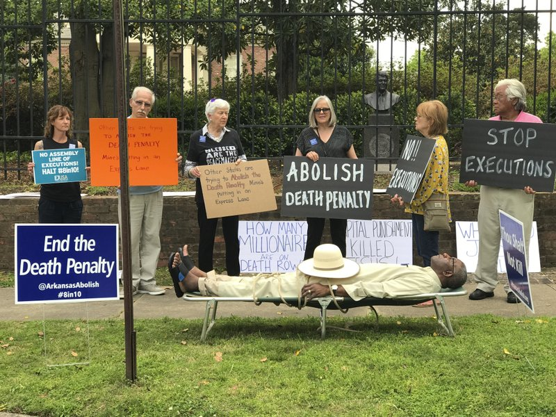 High Court won't hear anti-death penalty Arkansas judge suit_1550589759200.jpeg.jpg
