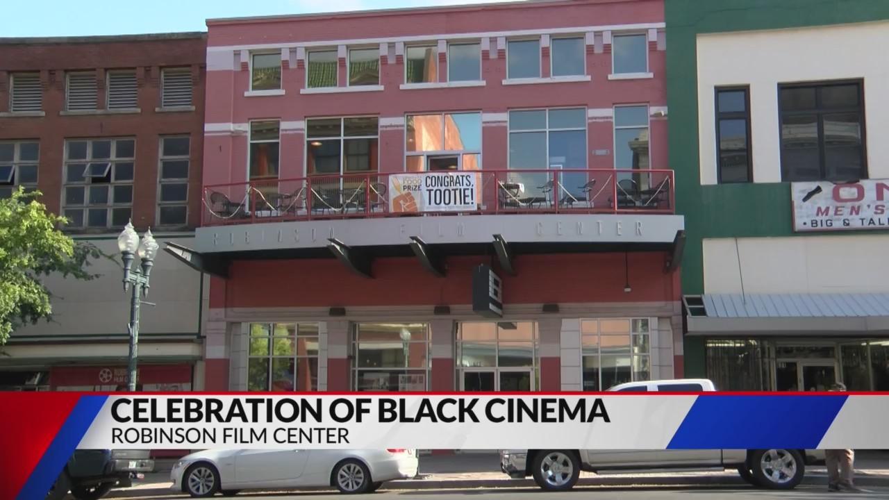 Robinson Celebration of Black Cinema